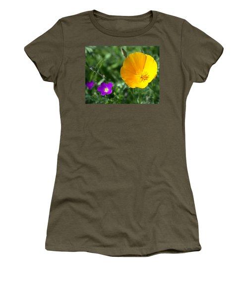 California Poppy Women's T-Shirt