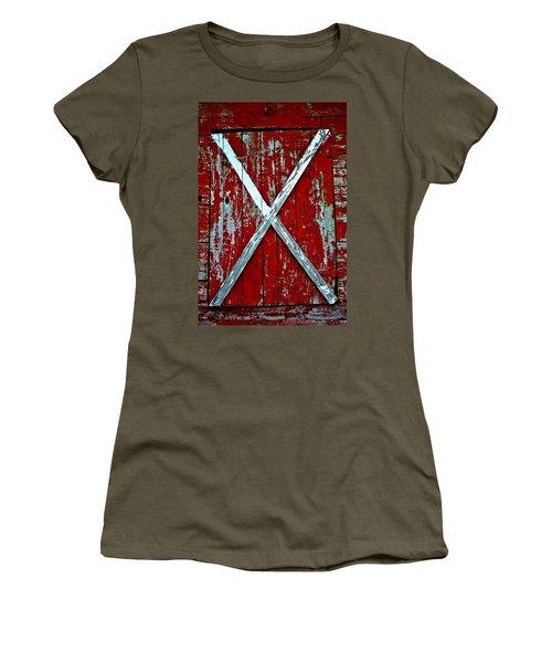 Camp Westminster Barn Women's T-Shirt
