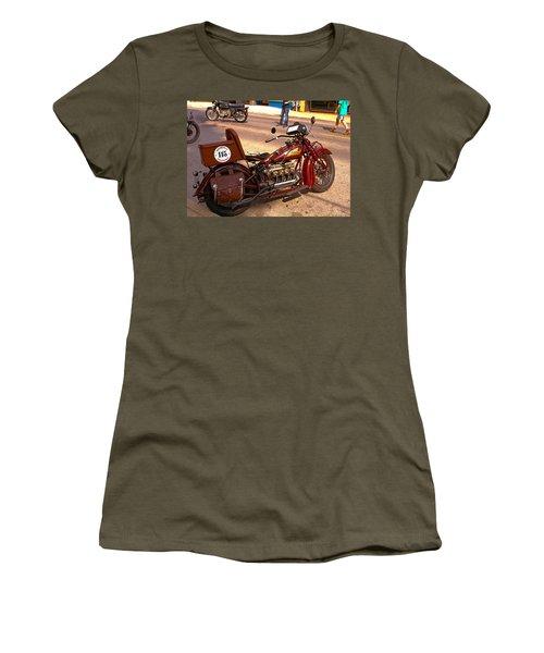 Cannonball Indian #115 Women's T-Shirt
