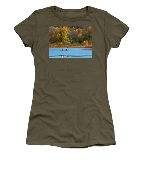 Canoer 2 Women's T-Shirt (Athletic Fit)
