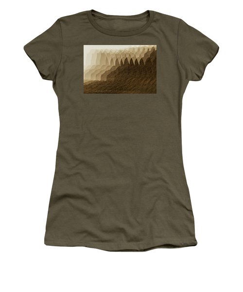 Canyon Dreams Women's T-Shirt (Athletic Fit)