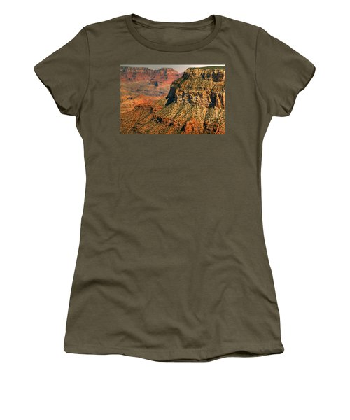 Canyon Grandeur 1 Women's T-Shirt (Athletic Fit)