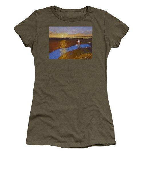 Cape Cod Clamming Women's T-Shirt