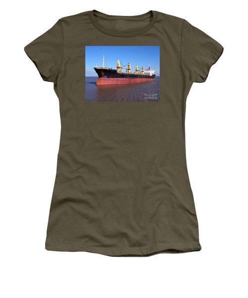 Cargo Ship Women's T-Shirt