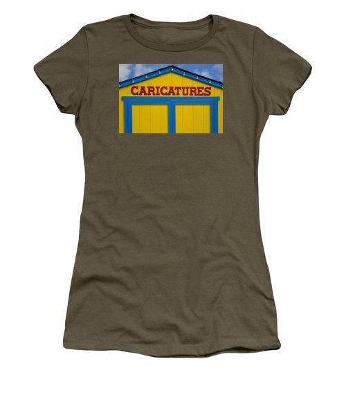 Caricatures Women's T-Shirt