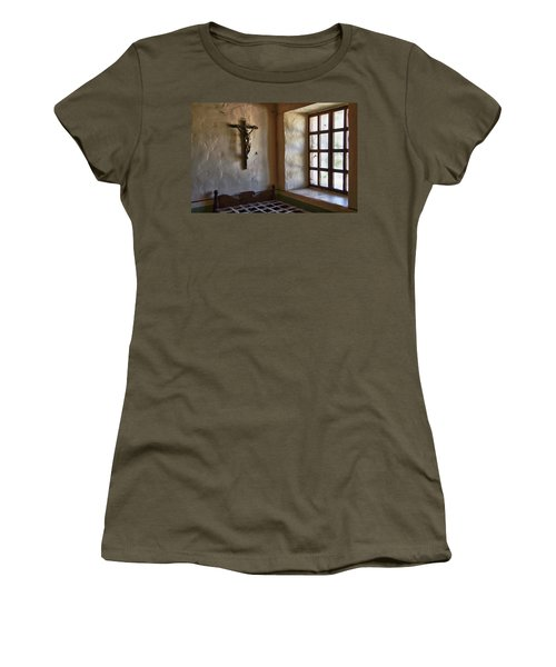 Carmel Mission 4 Women's T-Shirt