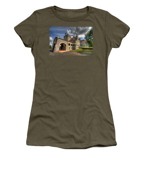 Castle Administration Building Women's T-Shirt