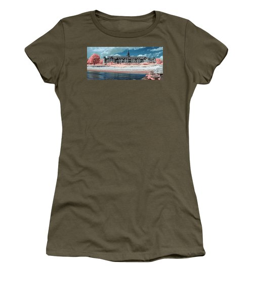 Castle In The Sky Women's T-Shirt