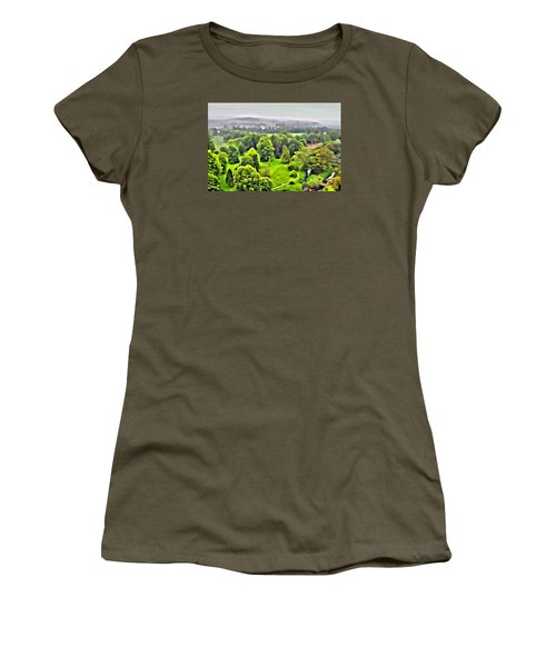 View From The Castle Women's T-Shirt