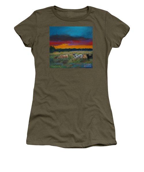 Cattle's Cadence Women's T-Shirt