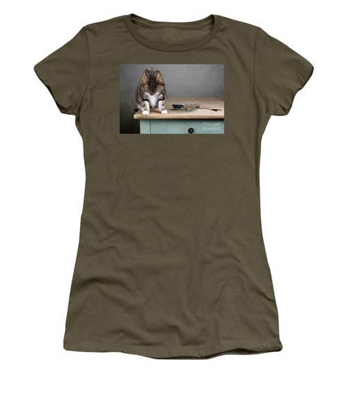Caught In The Act Women's T-Shirt