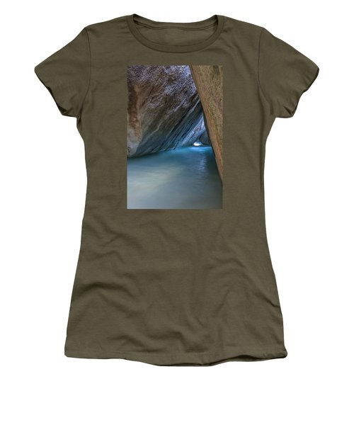 Cave At The Baths Women's T-Shirt