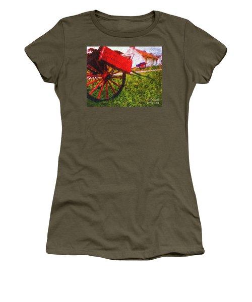 Cead Mile Failte  Women's T-Shirt