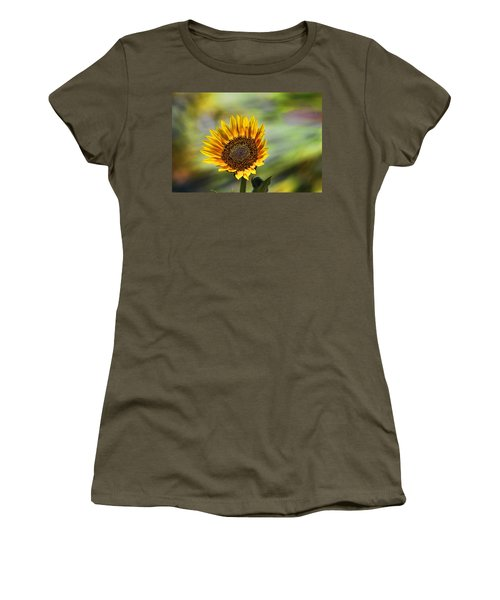Celebrating The Sunlight Women's T-Shirt (Athletic Fit)