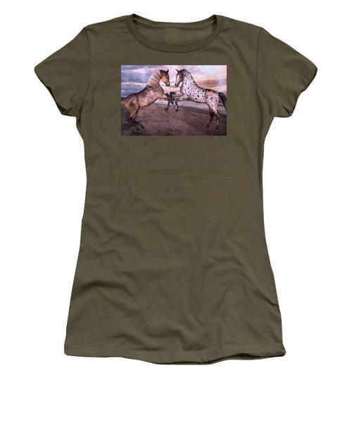Celebration Of Dawn II Women's T-Shirt