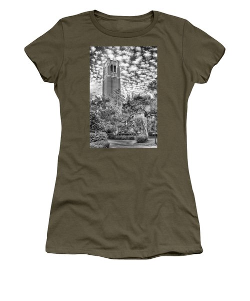 Women's T-Shirt featuring the photograph Century Tower by Howard Salmon
