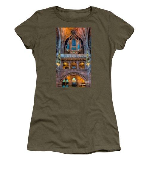 Chapel Organ Women's T-Shirt