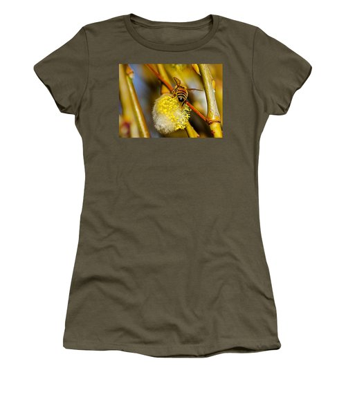 Check Out My Beehind Women's T-Shirt