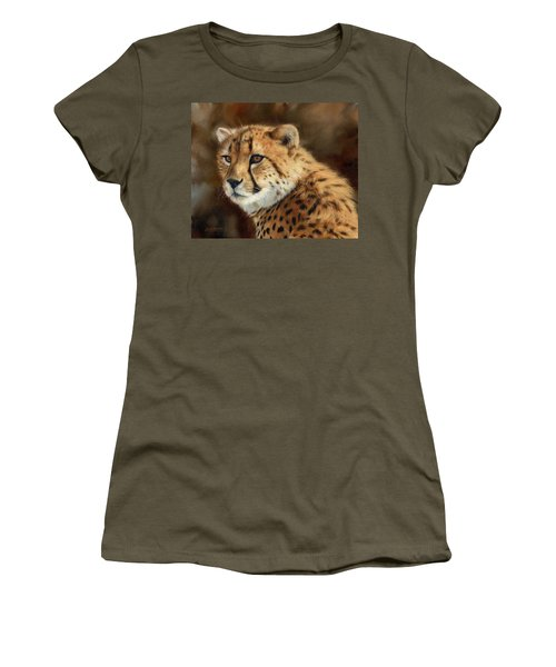 Cheetah Women's T-Shirt