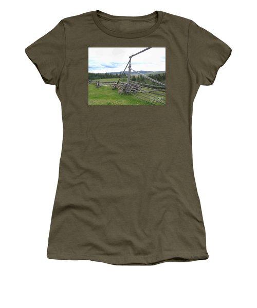 Chilcoltin Way Women's T-Shirt