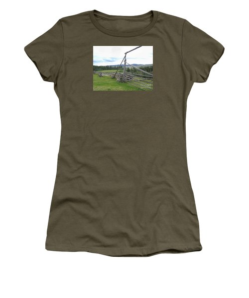 Chilcoltin Way Women's T-Shirt