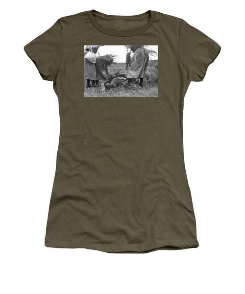 Chinese Women's Battalions Women's T-Shirt