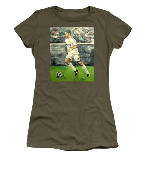 Christiano Ronaldo Women's T-Shirt