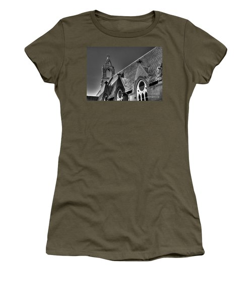 Churches On Church Street Women's T-Shirt