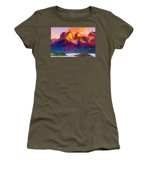 Cleft Summit Women's T-Shirt