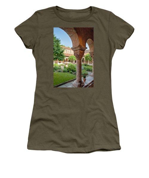 Cloisters Courtyard Women's T-Shirt