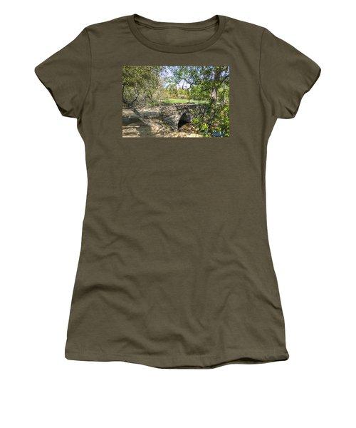 Clover Valley Park Bridge Women's T-Shirt