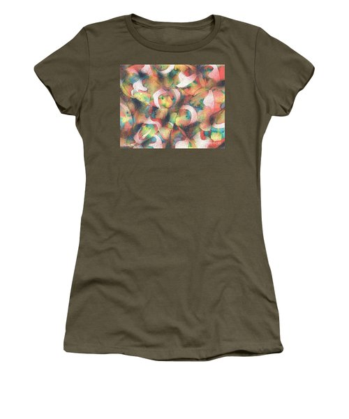 Clownfish Women's T-Shirt (Athletic Fit)
