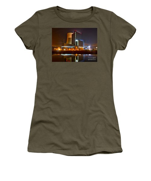 Coal Fired Powerhouse Women's T-Shirt