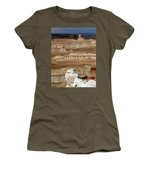 Coal Mine Mesa 19 Women's T-Shirt (Junior Cut)
