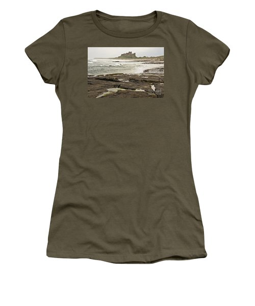 Cold Waves Of Northumberland Women's T-Shirt