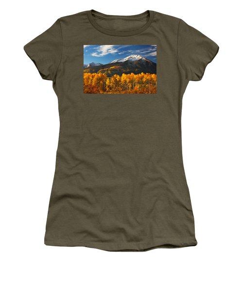 Colorado Gold Women's T-Shirt
