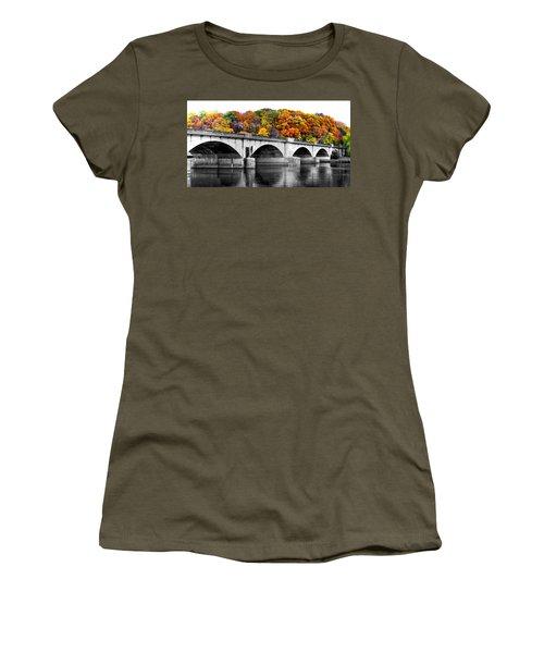 Colorful Bridge Women's T-Shirt