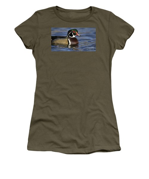 Colors Of Nature Women's T-Shirt (Athletic Fit)