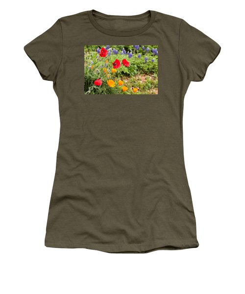 Colors Of Spring Women's T-Shirt