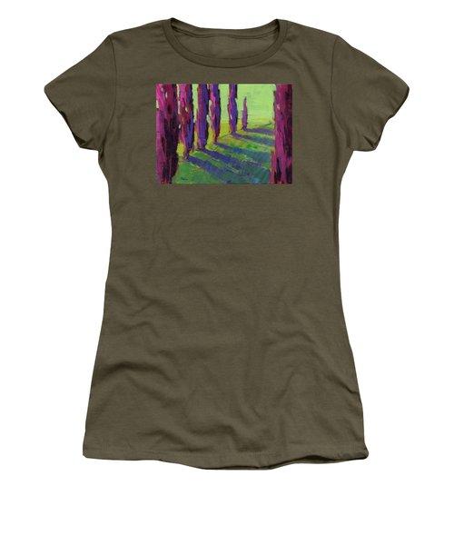 Colors Of Summer 1 Women's T-Shirt