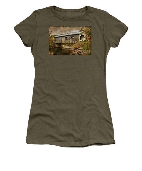 Comstock Bridge 2012 Women's T-Shirt