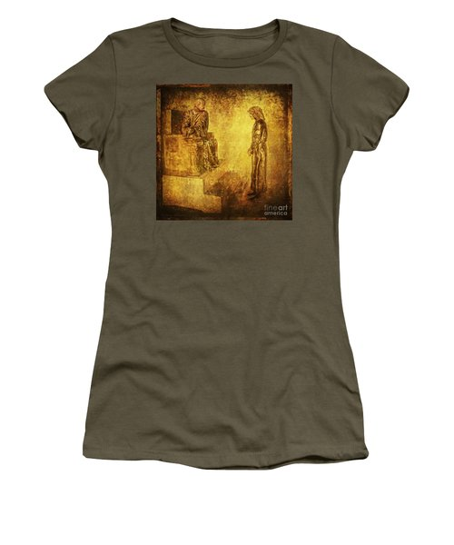 Condemned Via Dolorosa1 Women's T-Shirt (Athletic Fit)