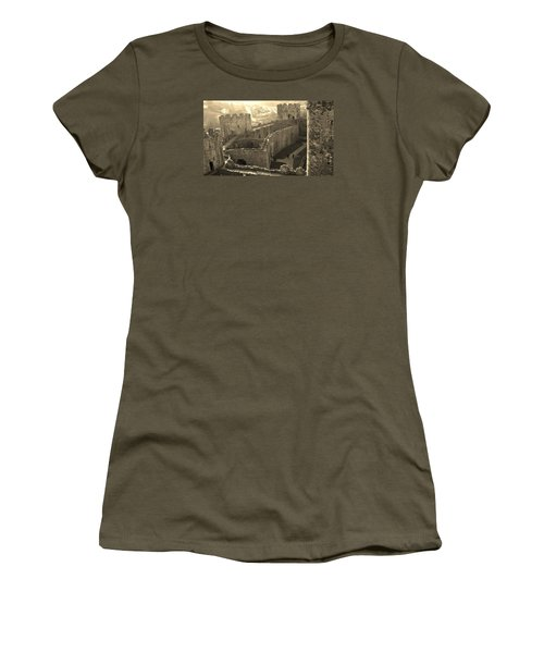 Conwy Castle Women's T-Shirt