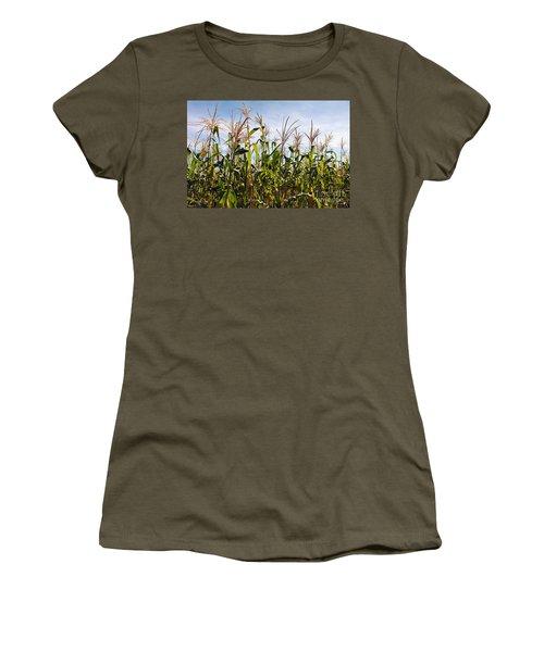Corn Production Women's T-Shirt