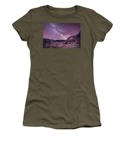 Corona Arch Milky Way Women's T-Shirt