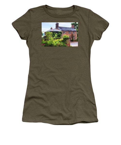 Cottage In England Women's T-Shirt