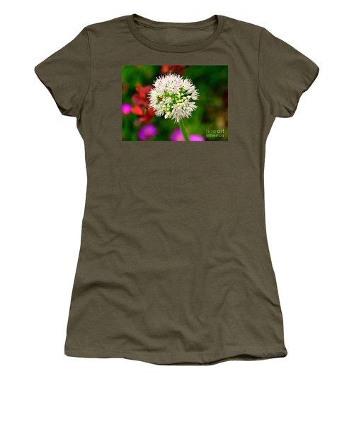 Cotton Top Women's T-Shirt (Athletic Fit)