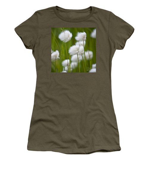 Cottonsedge Women's T-Shirt (Junior Cut) by Heiko Koehrer-Wagner