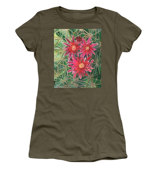 Coville Barrel Blossoms Women's T-Shirt