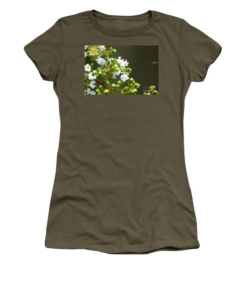 Crape Myrtle Women's T-Shirt